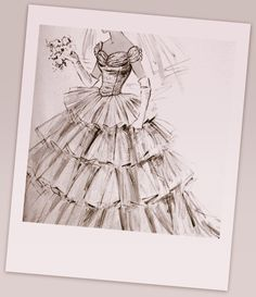 Vintage McCalls Pattern Bridal Gown in Two Lengths by Elliesstudio, $125.00