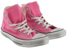 CONVERSE Limited Edition  Pink Fabric