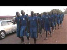 NIGRIA ARMY COMANDER PUTTY