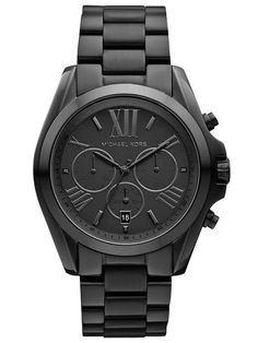 Michael Kors blackout watch