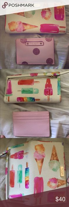 Kate spade wallet Kate spade wallet used in good condition. kate spade Accessories