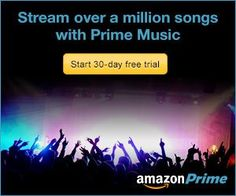 Unlimited, ad-free streaming of over a million songs *Instantly watch over 40,000 movies and TV episodes *FREE two-day shipping (no minimum order size) *Borrow Kindle books