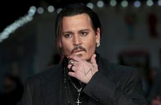 Johnny Depp Named Most Overpaid Actor For The Second Time