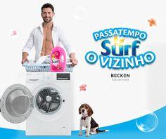 """Amostras e Passatempos: Passatempo """"O Vizinho"""" by Surf"""