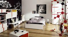 Organizzazione Interna Della Camera : Fantastiche immagini in organizzazione della camera da letto su