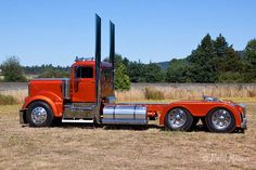 Tricked Out Semi Truck Gallery | Tricked Out Semi Trucks | Kenworth 6142 | Flickr - Photo Sharing!