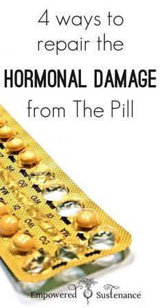 This is A MUST READ for any woman who has taken - or is taking - hormonal birth control!