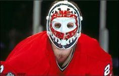 My all time favourite goalie from the Montreal Canadiens - Ken Dryden. He made it look easy. Hockey Goalie, Hockey Games, Hockey Players, Ice Hockey, Montreal Canadiens, Mtl Canadiens, Ken Dryden, Nfl Highlights, Goalie Mask
