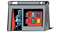 image by Nishant Choksi. from NPR's piece: Great Reads In Store: Indie Booksellers Pick 2012's Best