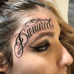 Check out tons of great examples of lettering tattoos. Below you'll find tons of ideas & designs as well as many cool images of lettering tattoos. Music Tattoos, Body Art Tattoos, New Tattoos, Girl Tattoos, Tattoos For Guys, Sleeve Tattoos, Portrait Tattoos, Cross Tattoos, Watch Tattoos