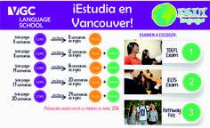 ¡Estudia en #Vancouver #Canadá con #VGC!