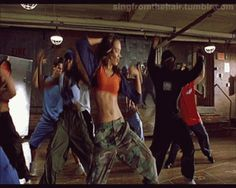 Pin for Later: These 23 Ridiculously Sexy Dance Scenes Will Make You Sweat . . . then this. Movie: Honey