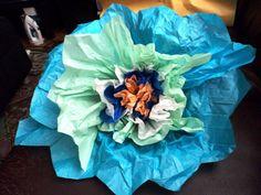 DIY Giant Tissue Paper Flowers  DIY Paper DIY Craft