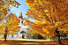 Fall foliage trip to New Hampshire by Anthony Quintano. Best places in the world for fall foliage! Fall Wedding Destinations, Travel Destinations, New England Fall Foliage, Fall In New England, On The Road Again, White Mountains, Road Trip Usa, Family Adventure, Fall Photos