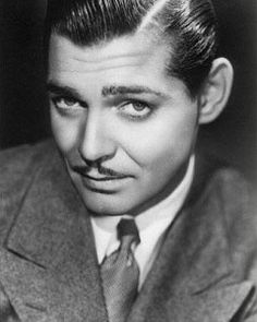 Clark Gable won an award for best actor in It Happened One Night in 1934