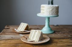 coconut cake / my nam is yeh