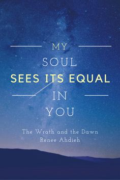 Book Quote: The Wrath and the Dawn, Renee Ahdieh https://comehitherbooks.wordpress.com/2015/09/02/wrath-and-dawn-review/