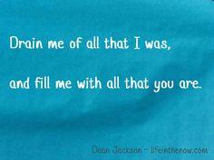 Drain Me