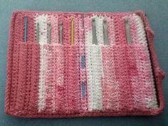 Dearest Debi's Naztazia Crochet Hook Case