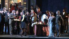 Puccini's Bohème Torre del Lago Festival 2014 scene. free download video at http://www.fastvideotoscana.it/downloads/festival-puccini-2014-boheme/