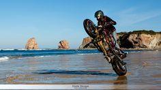 Sarah Lezito by ElodieDevaye Stunt Bike, Cars Usa, Fifty Shades Darker, Organic Farming, Dakota Johnson, Jamie Dornan, Stunts, Ecology, Skyscraper