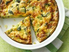 Broccolli pie