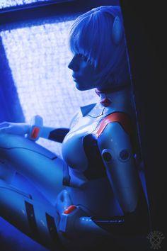 Pugoffka(Elena Kucheruk) Rei Ayanami Cosplay Photo - WorldCosplay