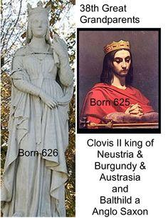 625 Clovis II 38ggf