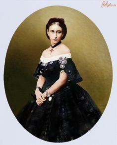 Princess Alice of Great Britain (future Grand Duchess of Hesse)