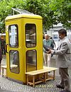 Book Booths around Germany