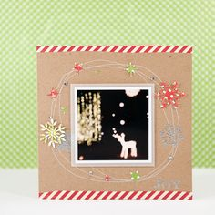 Card by Melissa Stinson  #cards #lilybee #lilybeedesign