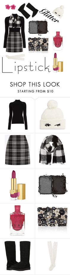 """""""Untitled #23"""" by adolescent-999-anarchy ❤ liked on Polyvore featuring beauty, Misha Nonoo, Kate Spade, J.Crew, Barneys New York, Estée Lauder, NARS Cosmetics, Accessorize, UGG Australia and Aéropostale"""