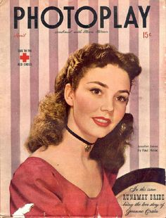 Jennifer Jones - Apr 1946