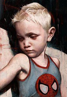 Illustration de Rory Kurtz #Spiderman
