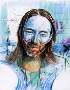 Картинки по запросу radiohead band art