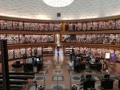 Stadsbibliotheek Stockholm