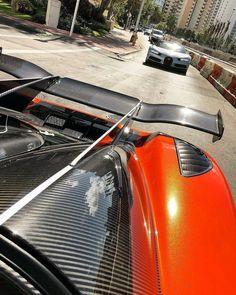 Koenigsegg Agera XS & Bugatti Chiron