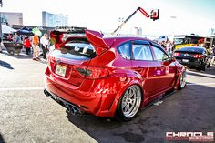 Chinga'd out WRXS