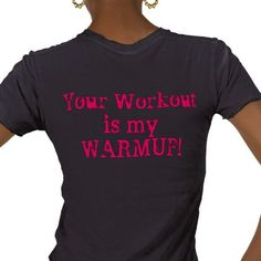 haha this is what i felt like in today's workout warm up ;)