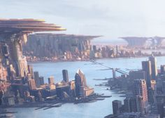 Dylan Cole Matte Painting