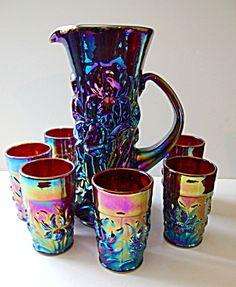 Carnival Glass - Google 検索