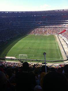 FNB Stadium itt: EGoli, IGauteng