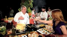 Talking with Wolfgang Puck at the 86th Oscars Governors Ball Press Preview about his 20th Year #Oscars @david #Noms http://www.youtube.com/watch?v=e6_6vyc4FBs