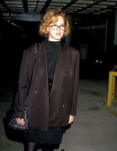 80s-madonna:  Molly Ringwald at Miss Firecracker's premiere, 1989