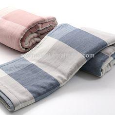 Três Camadas de Algodão Gaze Cobertor Impresso Toalha, Folha de cama e Capa de Almofada-imagem-Jogos de cama-ID do produto:60471939653-portuguese.alibaba.com