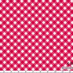 Rosalie Quinlan - Folk Heart - Gingham in Red