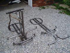 Barstool Racer frame
