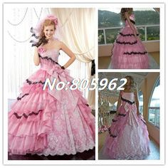 Find More Quinceanera Dresses Information about 2014 Strapless Pink Ball Gown Quinceanera Dresses Handmade Flowers Bow Embroidery Crystals Lace Beach Prom Pageant Dresses QD15,High Quality Quinceanera Dresses from Suzhou Romantic Wedding Dress Co. Ltd on Aliexpress.com