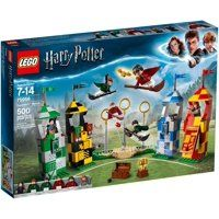 Buy LEGO 75956 Harry Potter Quidditch Match from our Construction Toys range at John Lewis & Partners. Free Delivery on orders over Harry Potter Quidditch, Lego Harry Potter, Quidditch Game, Theme Harry Potter, Harry Potter Movies, Severus Snape, Ravenclaw, Slytherin House, Lego Duplo