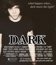 "Harry Styles ""Dark"""